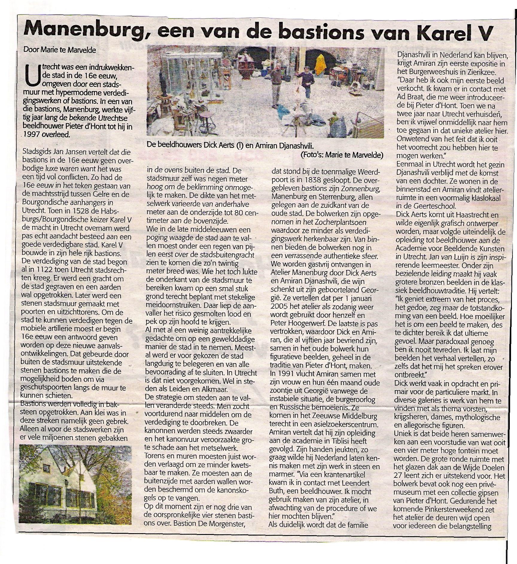 uit Ons Utrecht van 19 mei 2010